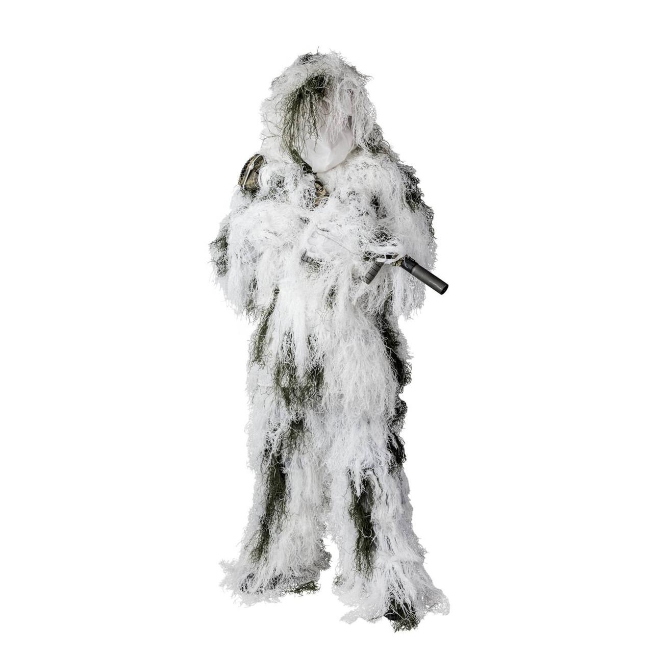 Маскировочный костюм Helikon-Tex® Ghillie Suit - White