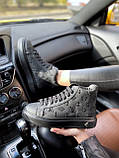 Стильные женские кроссовки Луи Виттон кожанные (Louis Vuitton), фото 4