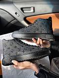Стильные женские кроссовки Луи Виттон кожанные (Louis Vuitton), фото 2