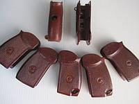 Рукоять бакелитовая широкая (ижевский оригинал!)  для пневматического макарова мр-654к серия 28, серия 22