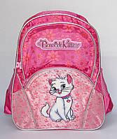 Школьный рюкзак для девочки KAIMAN Kitties