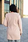 Женский модный жаккардовый кардиган больших размеров осень 2020, фото 4