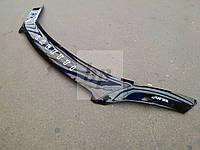 Дефлектор капота (мухобойка) Chevrolet lacetti 4D/Kombi (шевроле лачетти седан / универсал 2004+)