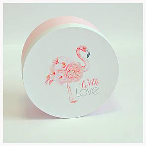 "Подарочная коробка 25*12 см ""With Love"""