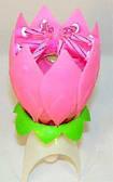 Свеча-лотос на торт 250216-491