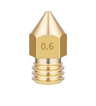 Nozzle Creality сопло 0.6 мм