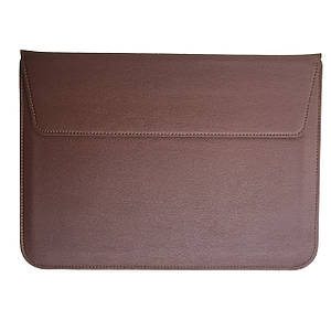 Папка конверт PU sleeve bag для MacBook 15'' brown