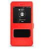 Чехол-книжка Momax для Samsung Galaxy J6 Plus 2018 Red (самсунг галакси джей6 плюс)