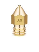 Nozzle Creality сопло 0.8 мм