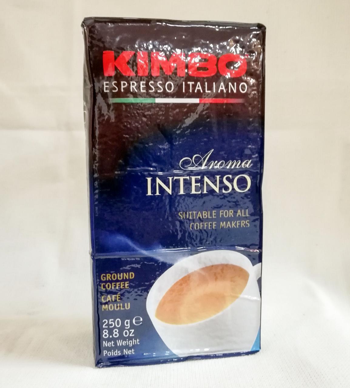 Кофе молотый Kimbo Aroma Intenso 250 gram