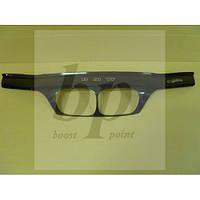 Дефлектор капота (мухобойка) BMW 5 E39 (бмв 5й серии е39 кузов) 1995г-2003г