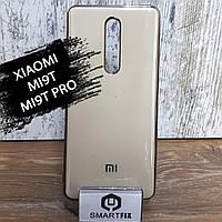 Силіконовий чохол для Xiaomi Mi9T / Mi9T Pro Glossy Logo