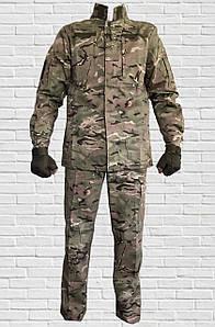 Военная форма  MTP Мультикам, Костюм военный на пуговицах (46,48,54,56,58,60,62,64)