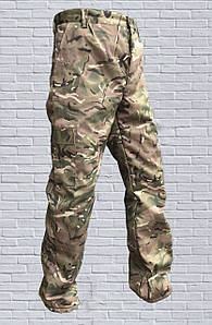 Камуфляжные зимние утепленные брюки MTP Мультикам (48,....,56,58,60)