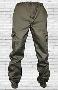 Мужские брюки карго Хаки