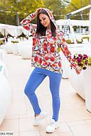 Костюм женский прогулочный в расцветках 52799, фото 1