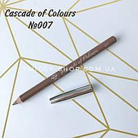 Восковой карандаш для бровей Cascade of Colours 007, фото 1
