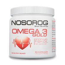Жирные кислоты NOSOROG Nutrition Omega 3 Gold 90 caps