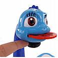 Проектор для малювання дитячий з 12 фломастерами YM6886 24 картинки Синій, фото 5