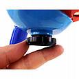 Проектор для малювання дитячий з 12 фломастерами YM6886 24 картинки Синій, фото 7