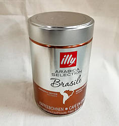 Кофе в зернах Illy Brasile