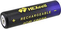 Аккумулятор батарея HEXcell 18650 10000 mAh 4,2V