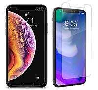 Защитное стекло iPhone XS Max/11 Pro Max (стекло для экрана XS Max/11 Pro Max) 9H 0.33 мм 5D (75328)