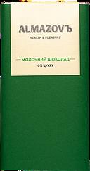 Молочный шоколад  Almazovъ  (80 грамм)
