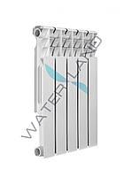 Биметаллический радиатор отопления (батарея) Zegor 500х80 LPB-500B