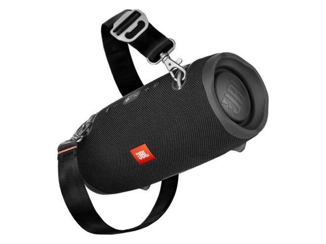 Портативная Bluetooth колонка JBL Mini XTREME (Black)