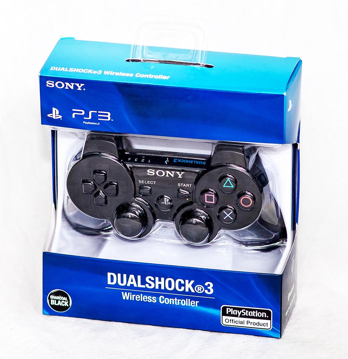Беспроводной джойстик Sony Playstation PS 3, беспроводной геймпад Bluetooth