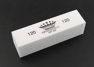 Баф Master Professional (120 грит), белый