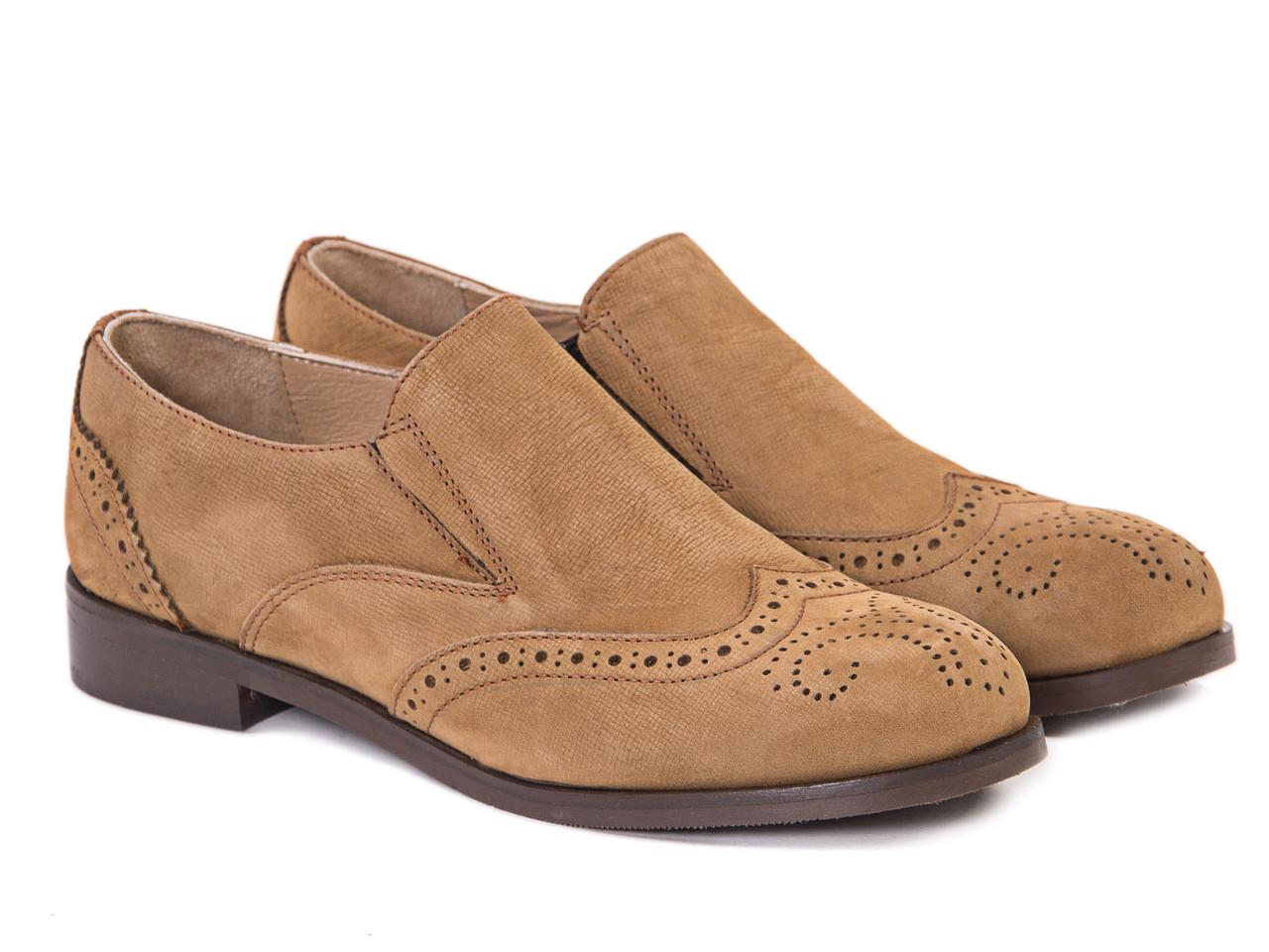 Броги Etor 3905-2-1379-630 коричневые