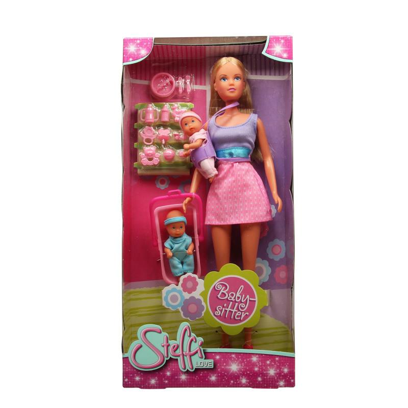 Кукла Steffi няня Simba 5730211