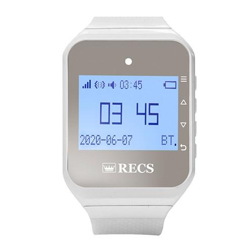 Пейджер - годинник для медичного персоналу RECS R-02