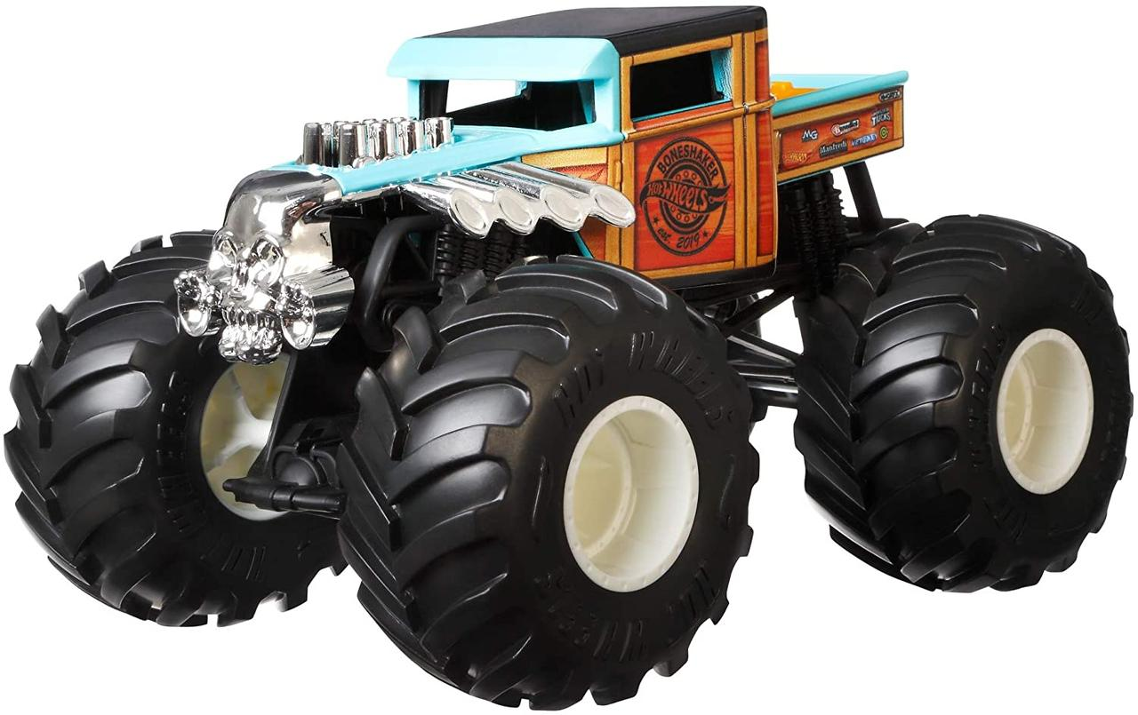 Машина Хот Вілс Монстер Трак ретро Hot Wheels Monster Truck