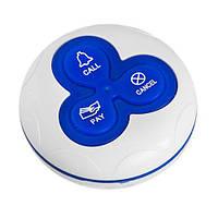 Водозащищенная кнопка вызова персонала R-333 Blue