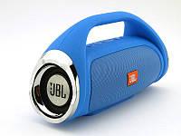 Портативна колонка JBL Mini Boombox (Синя)