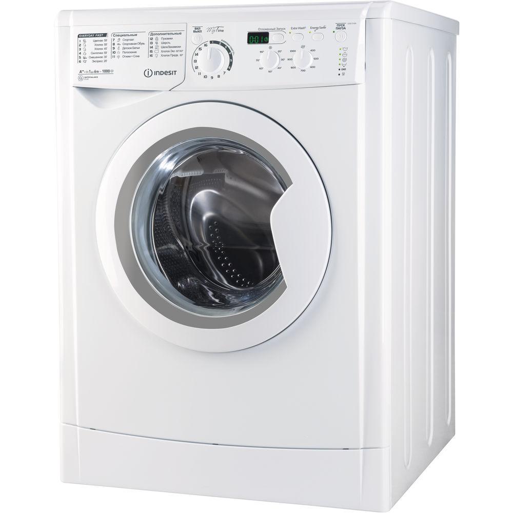 Стиральная машина Indesit E2SD2160ABUA
