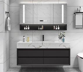 Комплект мебели для ванной Deilan RD-9500