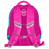 Рюкзак школьный SMART SM-02 OwlsSmart розовый (558180), фото 2
