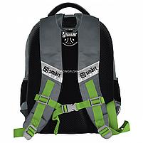Рюкзак шкільний SMART SM-02 X-Treme Smart чорний (558186), фото 2