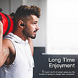 Бездротові спортивні навушники Bluetothe Sports Earphone GGMM W600, фото 3