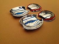 Хром накладки под дверные ручки (мыльницы) (пластик) Mazda 6 I (мазда 6) 2002-2008