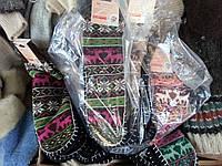 Носки с подошвой