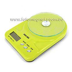 Ваги кухонні електронні NN 102/301/6102 7кг.(електронні ваги)