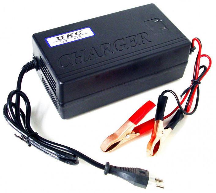Зарядний пристрій для акумулятора 5A MA-1205A
