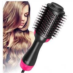Фен - щетка для волос One Step 4 в 1