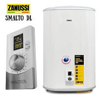Бойлер электрический Zanussi ZWH/S 30 Smalto DL( 2кв/30) мокрый