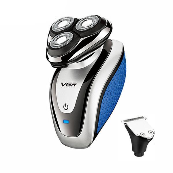 Аккумуляторная машинка для бритья и стрижки VGR V-300